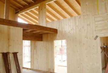 Realizza la tua casa in legno con building treviso for Xlam prezzo